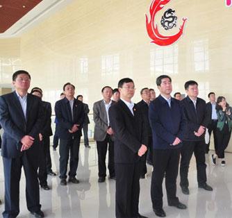 省长陈润儿就百城建设提质工程赴禹州汝州调研